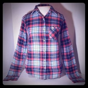Women's Abercrombie and Fitch button down